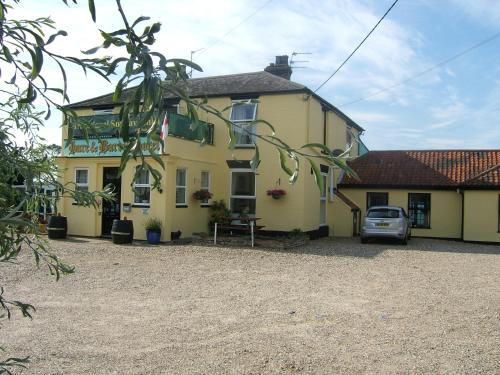 The Hare And Barrel Hotel in Watton, Norfolk, East England