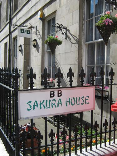 Sakura Guest House in Edinburgh, Lothians, Borders Scotland