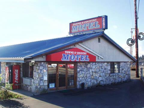 Towne and Country Motel Photo