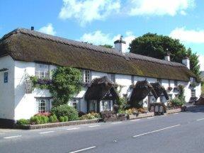 The Hoops Inn & Country Hotel in Horns Cross, Devon, South West England