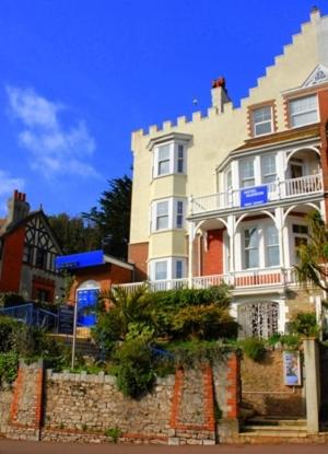 Hotel Hudson in Torquay, Devon, South West England