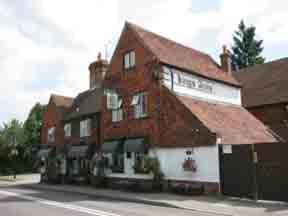The Kings Arms in Ockley, Surrey, South East England