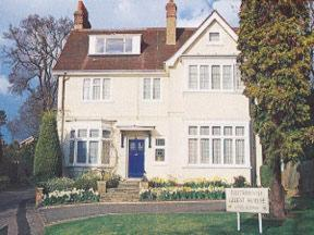 Frithwood House in London, Greater London, South East England