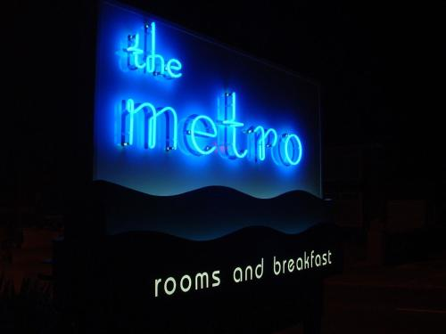 The Metro Rooms and Breakfast in Newquay, Cornwall, South West England