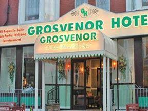 Grosvenor Hotel in Blackpool, Lancashire, North West England