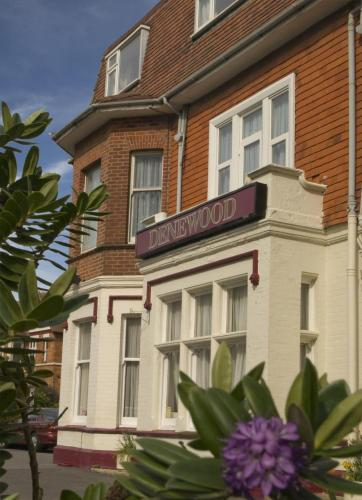 Denewood Hotel in Bournemouth, Dorset, South West England