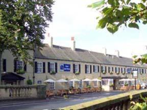 Percy Arms Hotel in Otterburn, Northumberland, North East England
