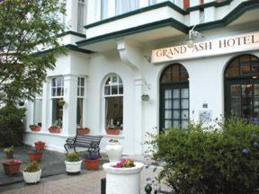 The Grand Ash in Llandudno, Conwy, North Wales