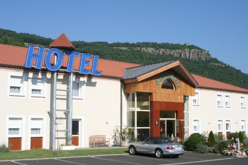 Hotel La Colombiere Cantal Photo