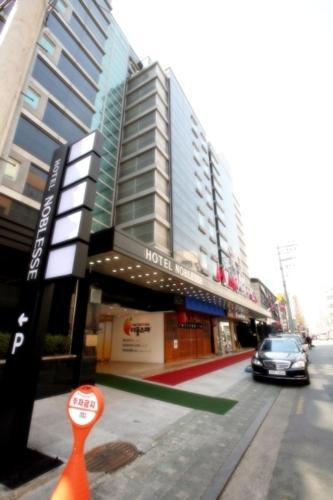 Dongdaemun Noblesse Hotel Photo