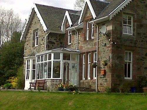 Glebe Country House Tarbet in Tarbet, Argyll, West Scotland