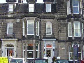 International Guest House in Edinburgh, Lothians, Borders Scotland