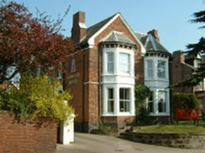 Gungate Hotel in Tamworth, Staffordshire, Central England