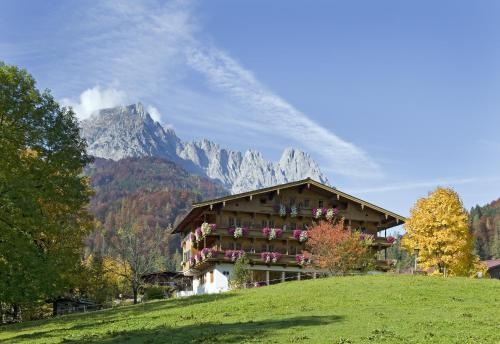 reservation Kirchdorf in Tirol lodging Gut Kramerhof