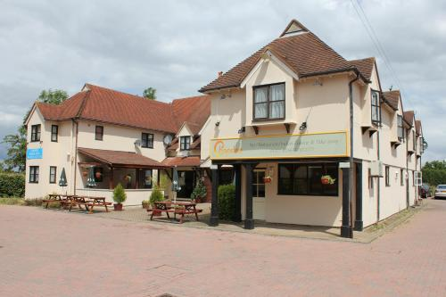 Stansted Skyline Hotel in Great Dunmow, Essex, East England