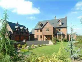 Dovecote Grange Guest House in Wellington, Shropshire, West England