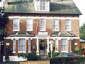Beulah House in Dover, Kent, South East England