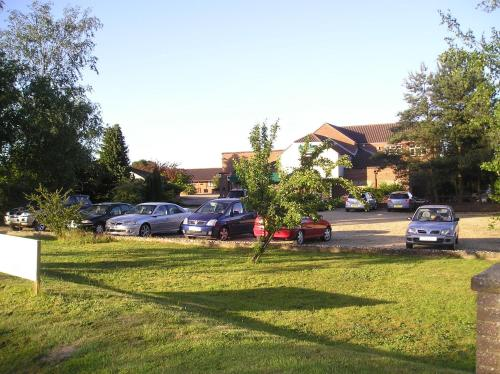 Aylsham Lodge Hotel in Aylsham, Norfolk, East England