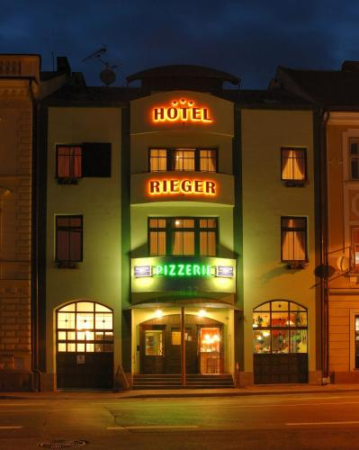 Hotel Rieger Photo