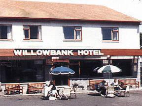 Willowbank Hotel in Largs, Ayrshire, South West Scotland