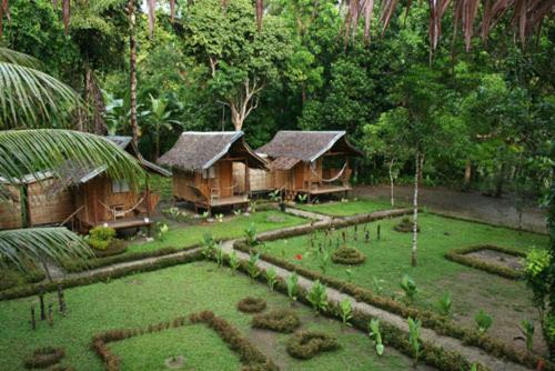 Nipa Hut Village Photo