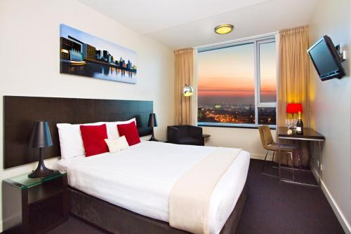 Central Sky Lounge Apartment Hotel Photo