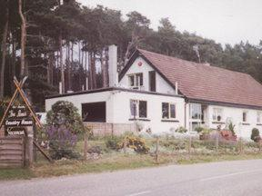 The Pines Country Guest House in Carrbridge, Highland, Highlands Scotland