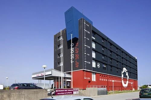 Marine Hotel Cherbourg Photo