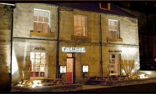 Pilmour Hotel in St Andrews, Fife, Central Scotland