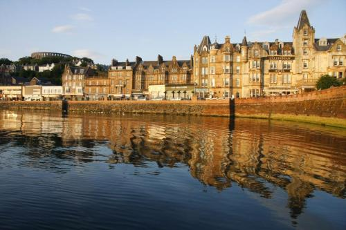 The Caledonian Hotel in Oban, Argyll and Bute, West Scotland