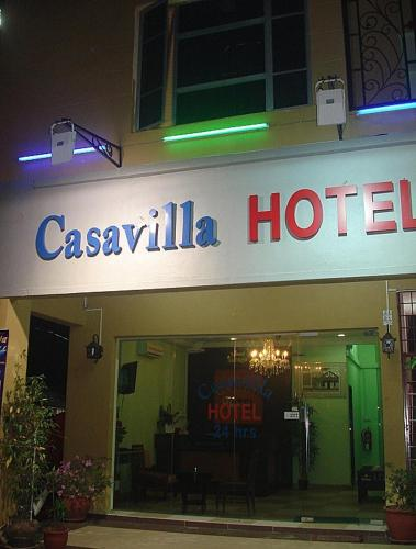 Hotel Casavilla Rawang Photo