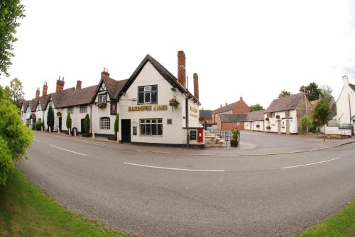 The Hardinge Arms in Castle Donington, Leicestershire, Central England