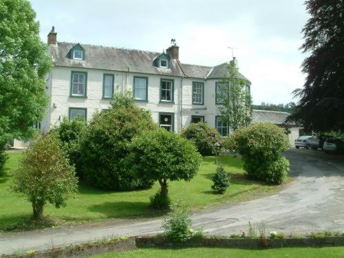 The Manor Country House Hotel in Dumfries, Dumfries and Galloway, South West Scotland