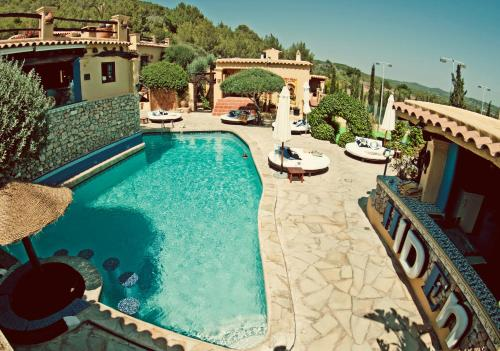 Bild von Ibiza Rocks House At Pikes Hotel