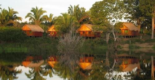 Amazon Turtle Lodge Photo