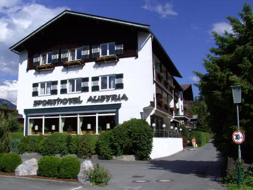 Sporthotel Austria Photo