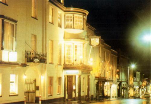 Best Western Kings Arms Hotel in Dorchester, Dorset, South West England
