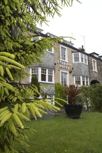The Studley Hotel in Harrogate, North Yorkshire, North East England