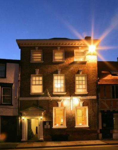 The Jessop Townhouse - Bed & Breakfast in Tewkesbury, Gloucestershire, South West England