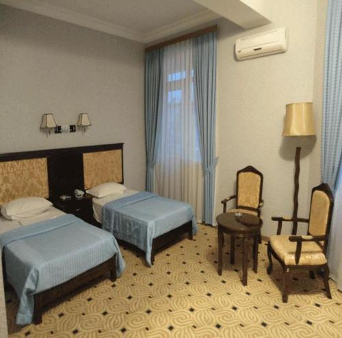 cheap hotels Baku
