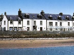 Royal Hotel Cromarty Photo