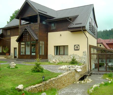 Pension Gradina Ursului Photo