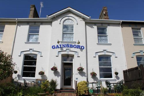 Gainsboro in Torquay, Devon, South West England