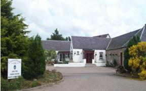 Covenanters Inn in Nairn, Highland, Highlands Scotland