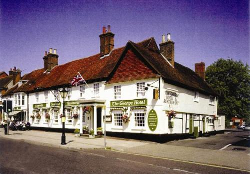 cheap hotels Odiham