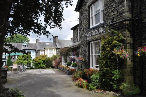 The Westbourne in Windermere, Cumbria, North West England