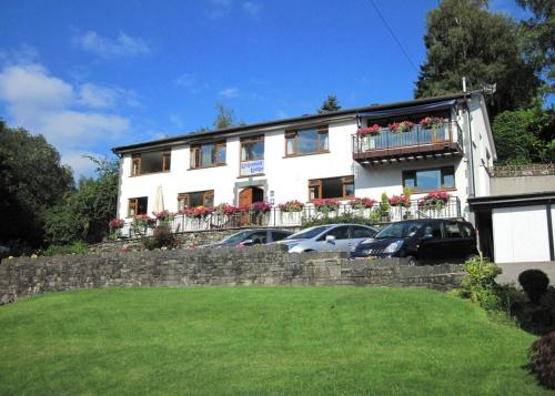 Lingwood Lodge in Windermere, Cumbria, North West England