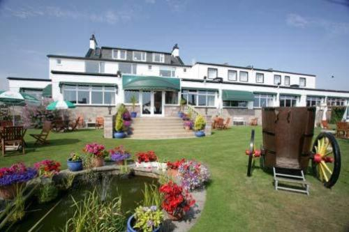Symphony Craw's Nest Hotel in Anstruther, Fife, Central Scotland