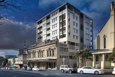 The chatham auckland hotel low rates no booking fees for Best boutique hotels auckland