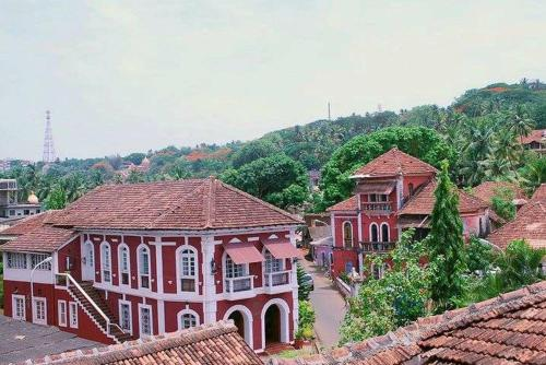 Welcome Heritage Panjim People Photo